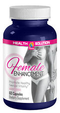 2 X Female Sex Stimulant FEMALE ENHANCEMENT Sexual Vitality Horny Goat Weed (1)