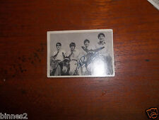 THE BEATLES NEMS ENTERPRISES A & B C GUM TRADING CARD FIRST SERIES CARD NO. 8