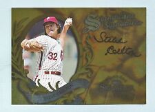 STEVE CARLTON 1997 DONRUSS SIGNATURE EXECUTIVE PROOF AUTOGRAPH AUTO /5