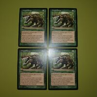 Dragon Fangs x4 Scourge 4x Playset Magic the Gathering MTG