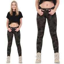 Unbranded Slim, Skinny, Treggings 28L Trousers for Women