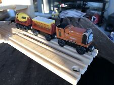 Thomas The Tank & Friends Rusty With Construction Cars 2001  Retired Rare