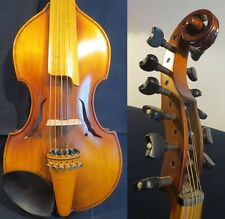 "Baroque style SONG Brand master 6×6 strings 15"" Viola d'Amore ,rich tone #11488"