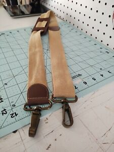 Burberry Vintage Haymarket Duffle Bag Replacement Strap