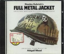 Full Metal Jacket Ost - Nancy Sinatra/The Trashmen Cd Eccellente