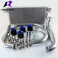 Bolt On FMIC Intercooler Kit for 93-98 Toyota SUPRA JZA80 TURBO 2JZGTE 2JZ