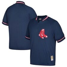 4be1d0a1 Mitchell & Ness Boston Red Sox MLB Fan Apparel & Souvenirs for sale ...