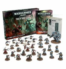 Warhammer 40k Tooth & garra espacio Lobos Ejército Redemptor Dreadnought agresores
