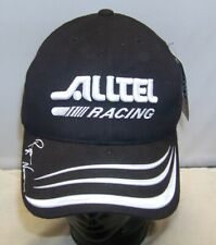 TEAM CALIBER #12 RYAN NEWMAN NASCAR BLACK YOUTH PIT HAT CAP ALLTEL 31 6 39 NWT