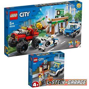 LEGO® City Polizei 2 Sets 60241+60245 NEU & OVP
