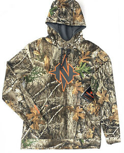 Nomad Southbounder Camo Hoodie Realtree Edge Hunting Size: M Medium MSRP: $65