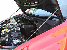 COFANO HOOD gas strut KIT ASTA-VW Polo 6R 6C Mk5 2008 sulla-Nessuna Perforazione / saldatura