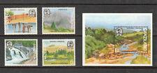 Swaziland Stamps 1991 National Parks Complete set SCV $10.25