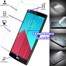 Genuine TEMPERED GLASS Invisible Screen Protector Shield for LG G4  (H815)