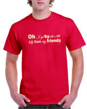 More details for the beatles with a little help inspired t shirt available in 4 colours