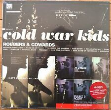 Cold War Kids - Cowards and Robbers Vinyl LP 180g New Sealed