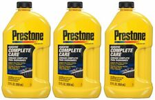 3 Ct Prestone 22 Oz Radiator Complete Care Protects Entire Cooling System