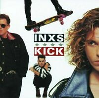INXS Kick Deluxe Edition 2CD BRAND NEW Digipak