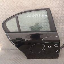 BMW 3 Reihe E90 E90N LCI Beifahrer Tür hinten rechts Black Sapphire Metallic 475