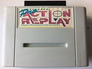 Datel Action Replay Pro V2.1 1992 SNES Super Nintendo AR02