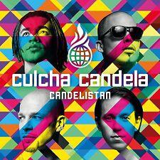 CULCHA CANDELA - CANDELISTAN  CD NEU