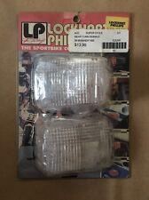Lockhart Phillips Clear Rear Turn Signals 122-9520