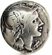 antica ROMA Repubblicana (FLAMINIA) Denarivs