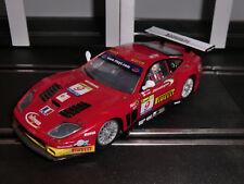 Digital 132 Carrera 25726  Ferrari 575 No. 9  - Licht V/H + Bremslicht -