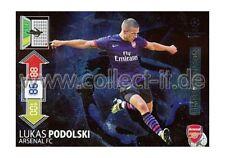 Panini Adrenalyn XL Champions League 12/13 - Lukas Podolski - Limited Edition