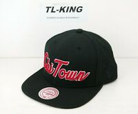 Mitchell & Ness M&N NBA Chicago Bulls Chi Town Snapback Adjustable Hat Cap AS