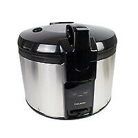 Cuckoo Commercial Rice Cooker 26 Cup SR-4600 / 240V
