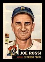 1953 Topps Set Break # 74 Joe Rossi NM *OBGcards*