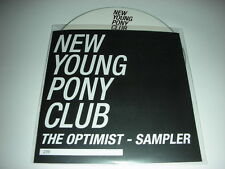 New Young Pony Club - The Optimist - 5 Track