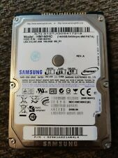 """Samsung SpinPoint 160GB IDE/ATA 2.5"""" 5400RPM HM160HC Hard Drive HDD"""