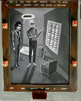 Andy Warhol Offered Dylan a Painting & Bob Traded it for a Couch by Kata-Billups
