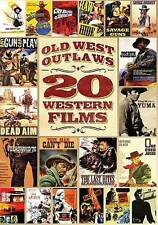 Old West Outlaws: 20 Movies (DVD, 2013, 4-Disc Set)