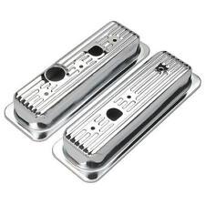 Trans-Dapt 9458 Chrome Plated Steel Valve Cover