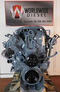 2008 Detroit Series 60 14.0 L DDEC VI Diesel Engine, 515HP, Approx. 269K Miles.