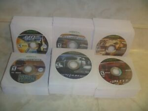 """""""Original"""" Microsoft Xbox Games : You Choose from Large Selection! """"Disc Only"""""""