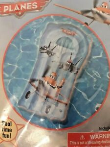 Disney Planes Swim Mattress Pool Float From Above World of Cars What Kids Want