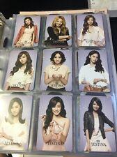 Kpop Snsd Girls Generation J.estina Fanmade Photocards