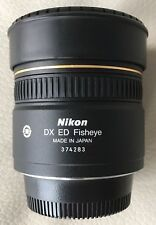 USED AF DX Fisheye-NIKKOR 10.5mm f/2.8G ED Lens from Nikon