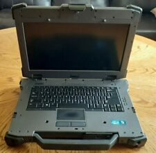 Dell XFR E6420 Rugged Military Laptop 2.8Ghz i7-2640M 8GB 128GB SSD Win10P