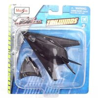 F-117 Nighthawk Stealth. 2011 Maisto Fresh Metal Tailwinds. New in Blister Pack!