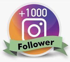 +1000 Followers Per Crescita Account (no Password)