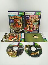 Xbox 360 /  Pack 2 Juegos / Kinect / Completo!!