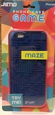 Retro ~ Maze Game ~ Phone Back Cover Case ~ iPhone 6  ~ BRAND NEW A141-109
