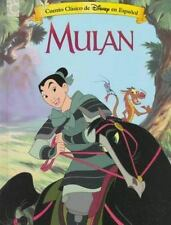 Disney's Mulan (Cuento Clasico de Disney en Espanol) (Spanish Edition)