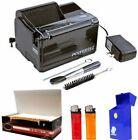 PoweRoll by TOP O Matic Electric Cigarete Machine COMBO