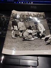 HOVE SUSSEX COUNTY  CRICKET GROUND  ORIG POST  WW2 ERA PRESS PHOTO